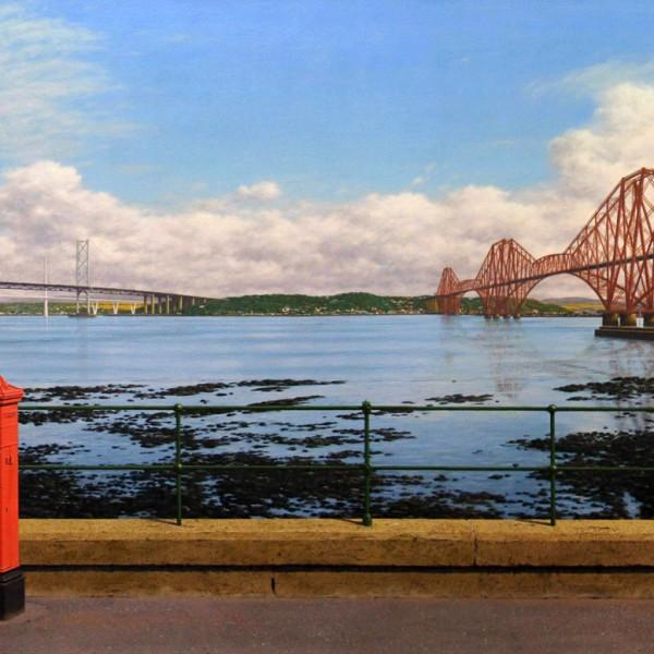 Steve Whitehead - Forth Bridges