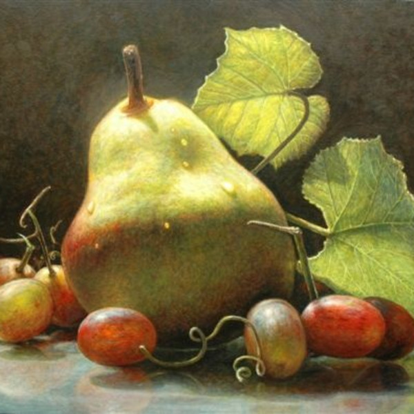 James Del Grosso - October Pear