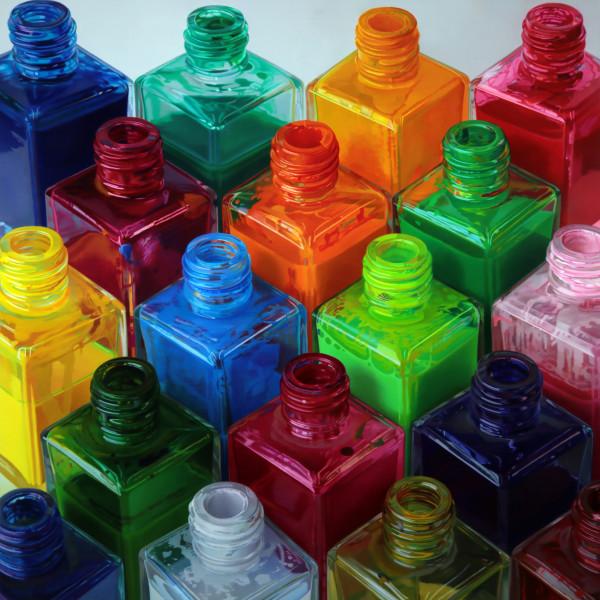 Javier Banegas - Eighteen Colours II