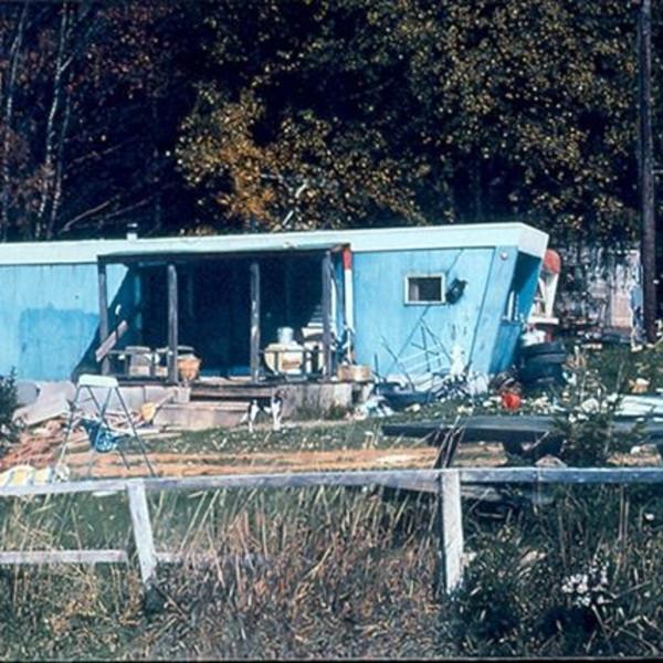 John Salt - Blue Mobile Home , 1992 - 93