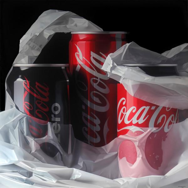 Pedro Campos - Coke Trilogy III, 2019