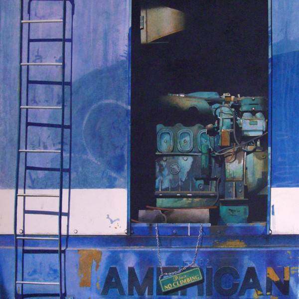 Angus McEwan - American Express