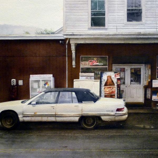 John Salt - General Store, Charlotteville, NY, 2012