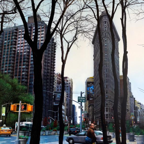 Andres Castellanos - Flatiron Building