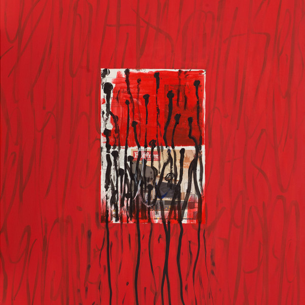 Gérard Charrière, Immigrants: Red, 2015