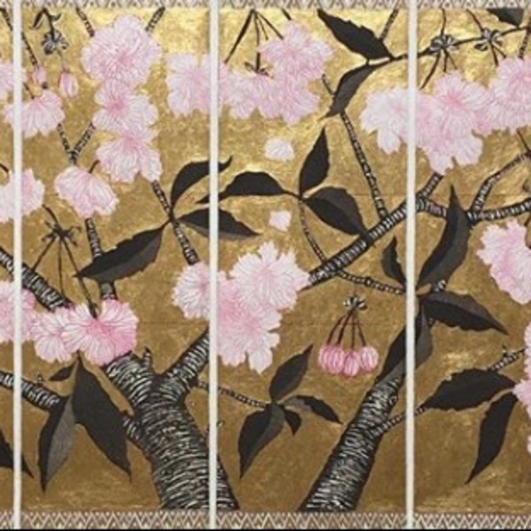 Jean Bardon - Under the Cherry Blossom