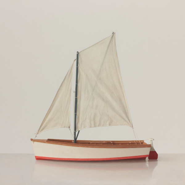 Comhghall Casey - Toy Sailboat