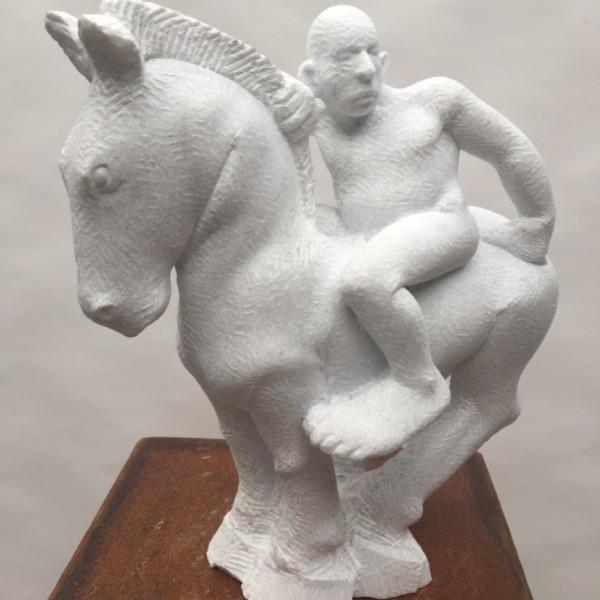 Michael Quane - Horse & Rider