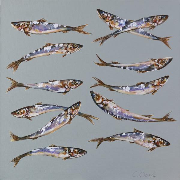 Caroline Cleave - Loving Sardines