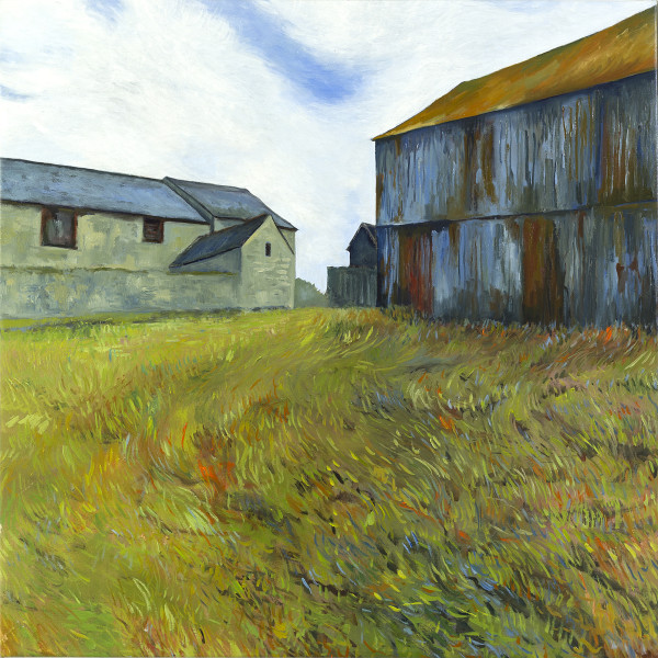 Peter Ursem - Rusty Barn