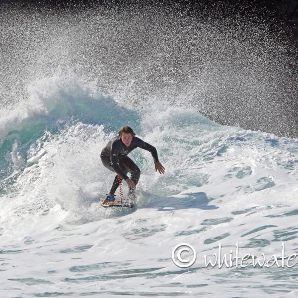 Nick Wapshott, Stand Up Body Boarding