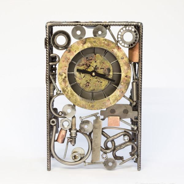 Kerry Whittle, Bits and Pieces Clock