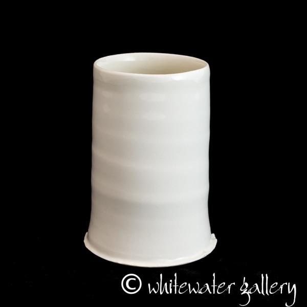 Rebecca Harvey, White Vase
