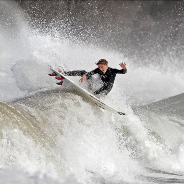 Nick Wapshott, Top Turn