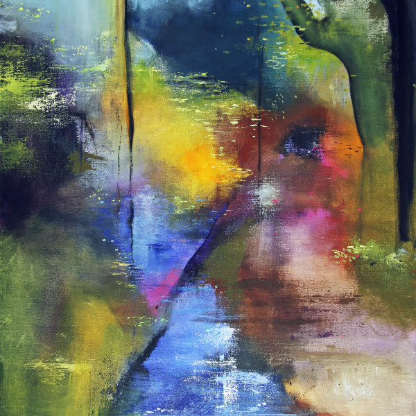 Suki Wapshott, Still Glides The Stream - Ltd Ed Prints available