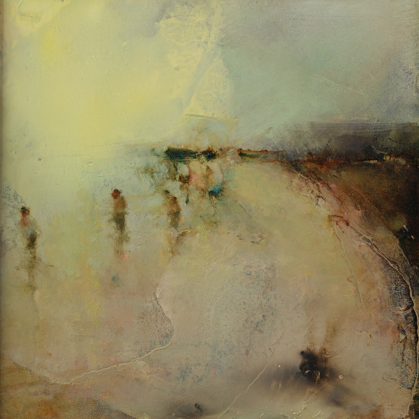 Peter Turnbull, Standing in the Shallows