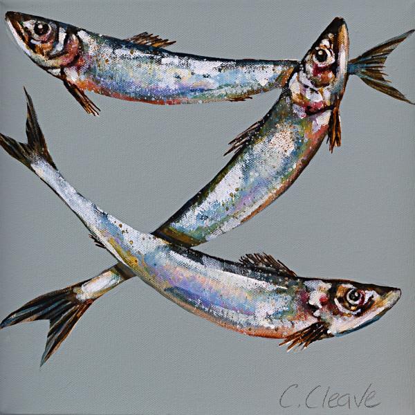 Caroline Cleave, Small Sardines