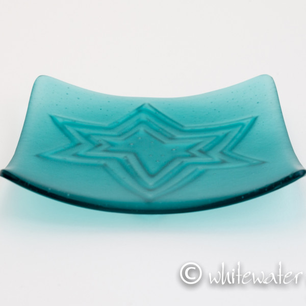 David Pascoe, Texture Dish Aqua Star