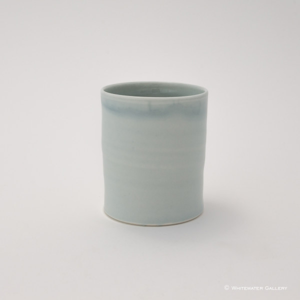 Rebecca Harvey, Blue Posy Pot