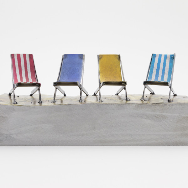 Kerry Whittle, Deck Chairs
