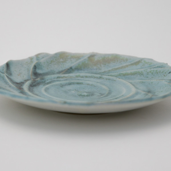 Hugh West, Small Fluted Dish