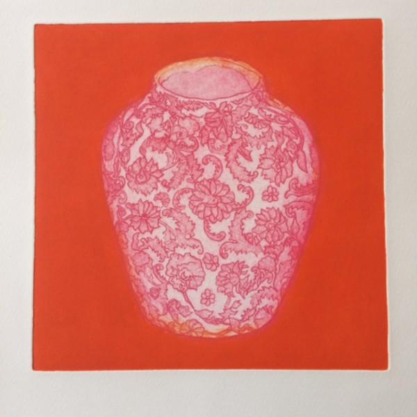 Sally Spens, Vase Study II