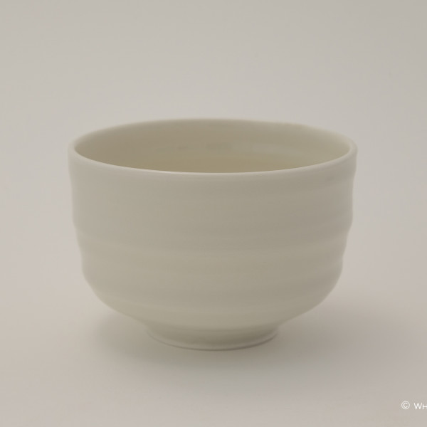 Rebecca Harvey, White Bowl