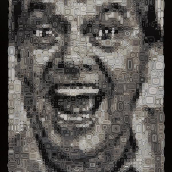 David Pascoe - Jack Nicholson Portrait