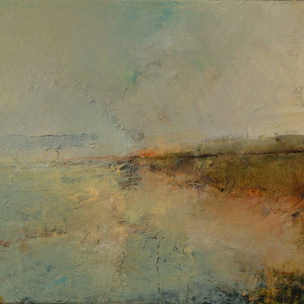 Peter Turnbull, Dry Grass on the Marsh
