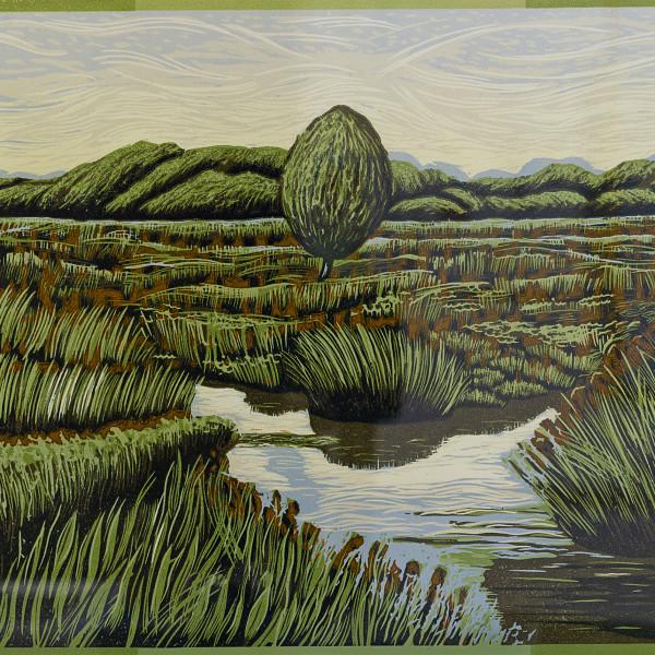 Peter Ursem, New Forest Landscape