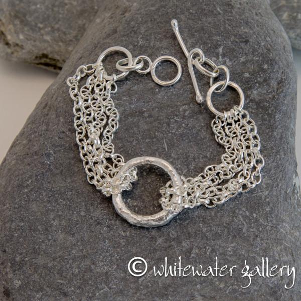 Marsha Drew, Rockpool Multi Chain Bracelet