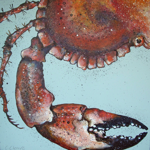 Caroline Cleave, Crab Study