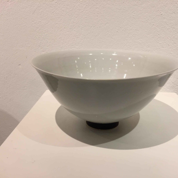 Hugh West, Deep White Bowl