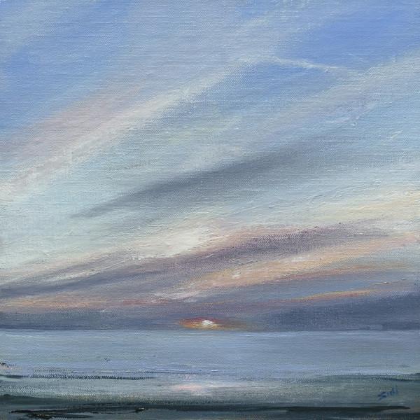 Suki Wapshott, Sunset, Polzeath