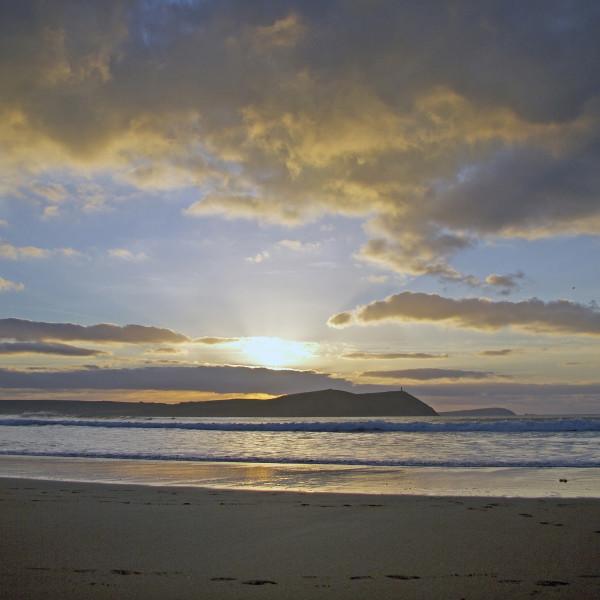 Nick Wapshott, Evening Surf