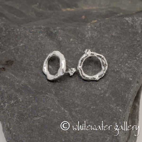 Marsha Drew, Rockpool Halo Stud Earrings