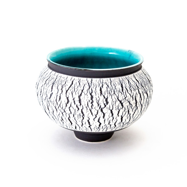 Hugh West, Crackled Bowl
