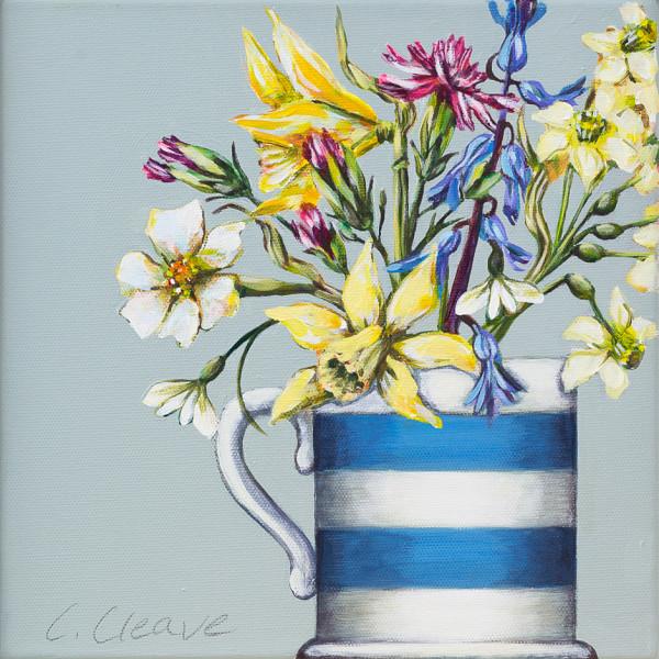 Caroline Cleave, Spring Flowers III