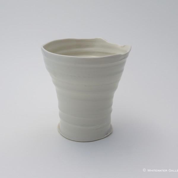 Rebecca Harvey, Large Porcelain Vase