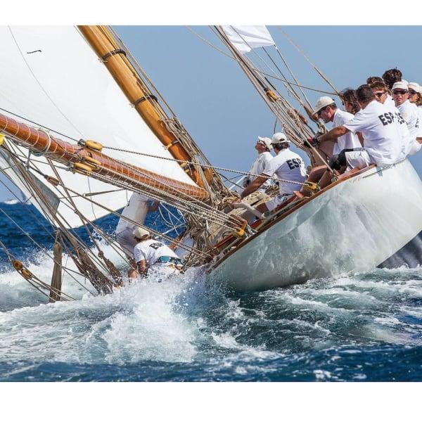 Ian Roman - Hispania, St Tropez, 2012 - 16x20 inches