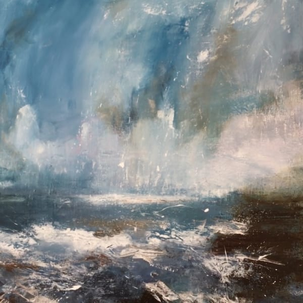 Hannya Robinson - Sea Fret
