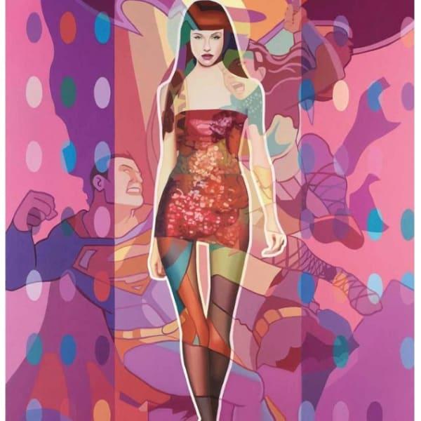 Stuart McAlpine Miller - Spot Me Now (canvas)