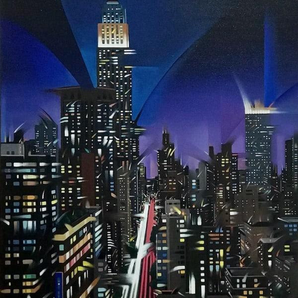 Neil Dawson - Empire State