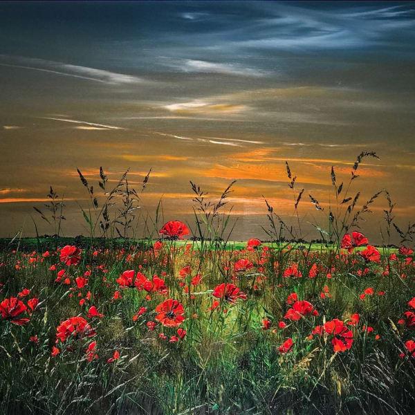 Kimberley Harris - Poppy Field