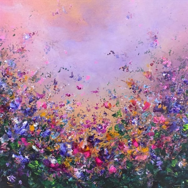 Jaanika Talts - The Earth Laughs in Flowers