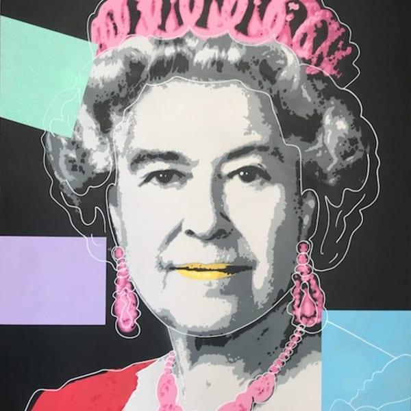 Pegasus - Queen Elizabeth II