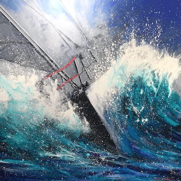 William Thomas - Racing East 1.4m