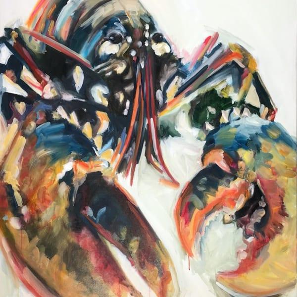 Michelle Parsons - Lobster Multicolour