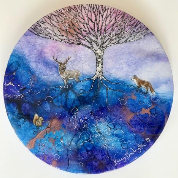 Kerry Darlington - Under My Branches - Original