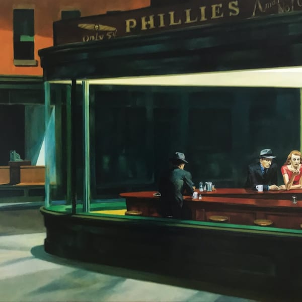 John Green - Nighthawks